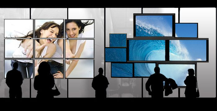 videowall ultra narrow