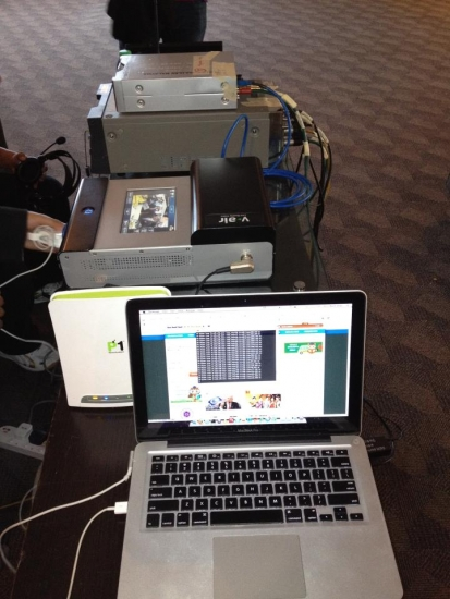 Live Streaming World Robot Olympiad Wro Competition 2012