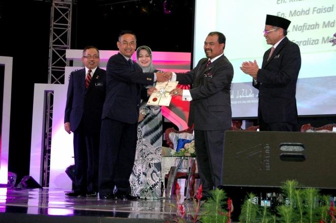 Majlis Seminar Amp Pelancaran Islamgrid Di Jabatan Agama