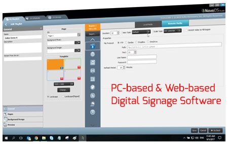 Digital Signage Software