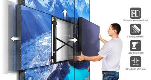 Samsung Video Wall Display
